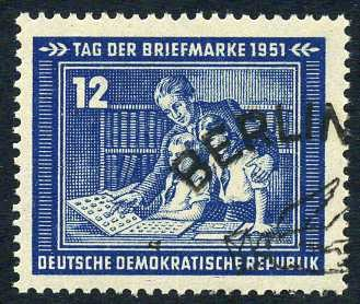 DDR MiNr. 295 o Tag d. Briefmarke