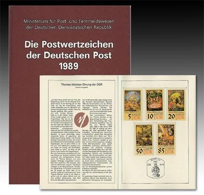 DDR Jahrbuch 1989 **