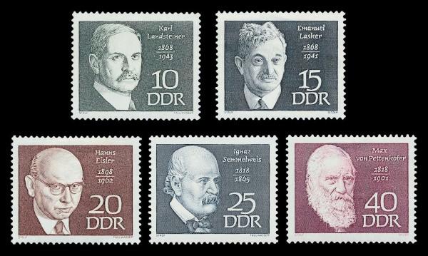 DDR MiNr. 1386/90 **