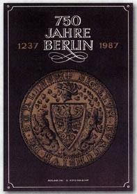 DDR ETB 87/2 750 Jahre Berlin *Artikel ausverkauft*