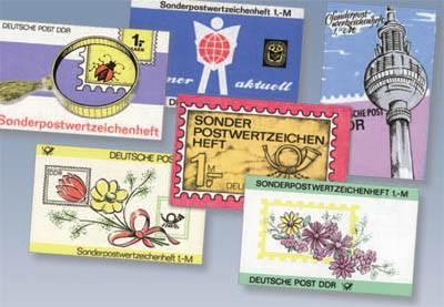 DDR 10 versch. SMHD-DDR **