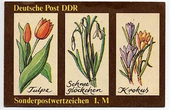 DDR SMHD 44 ** Frühlingsblumen