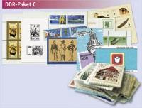 DDR PAKET C, 200 Marken **, Sätze,Klbg.,Blocks,