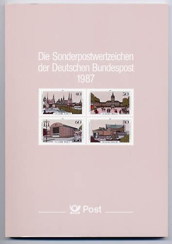 BRD Jahrbuch 1987 **