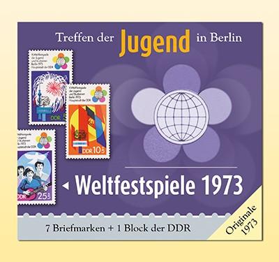 Philatelie-kompakt: Weltfestspiele 1973