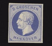 Hannover MiNr. 15b **