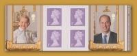Großbritannien Heftchen II ** William u. George 90. Geburtstag Königin Elisabeth II.