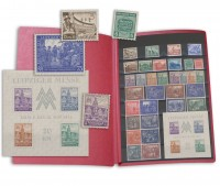 Philatelie-Edition Leipziger Messe 1940-1949