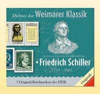 Philatelie-kompakt: Friedrich Schiller
