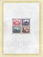 Dt. Reich MiNr. 446/49, Bl.1  ungebraucht IPOSTA in Berlin