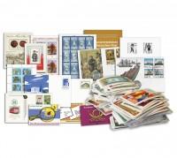 DDR PAKET XXL, 750 Marken ** in Sätzen, Blocks usw. + Album, Pinzette und Lupe