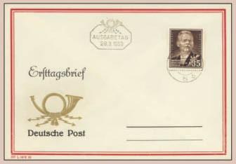 DDR FDC MiNr. 354