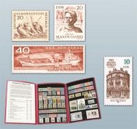 """DDR - Philatelie Edition """"Stichtiefdruck-Marken der DDR"""""""