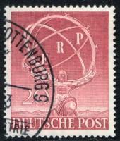 Berlin MiNr. 71 o