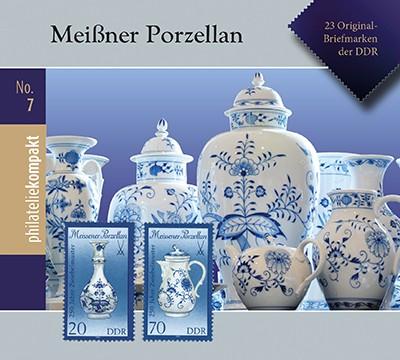 Philatelie-kompakt No.7: Meissener Porzellan