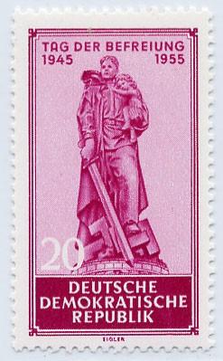 DDR MiNr. 463 ** 10. Jtg. d. Befreiung