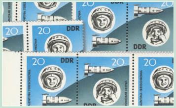DDR Zdr.-Kombinat. MiNr. 970/71 ** Gruppenflug (WZd 90 - 93)