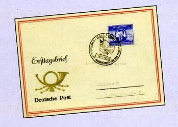 DDR FDC MiNr. 302