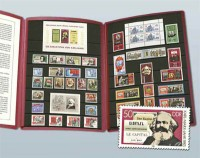 "DDR - Philatelie-Edition ""Karl-Marx"""