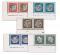 DDR MiNr. 3040/3044 DV ** Historische Münzen: Städtetaler