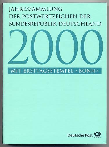 BRD Jahressammlung 2000 o