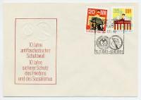 DDR FDC MiNr. 1691/92
