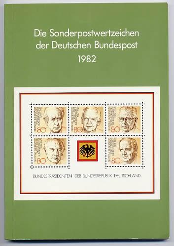 BRD Jahrbuch 1982 **