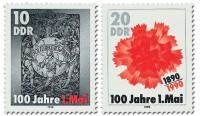 DDR MiNr. 3322/23 **