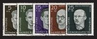 DDR MiNr. 635/39 o Antifaschisten