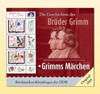 Philatelie-kompakt: Grimms Märchen