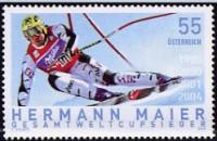 """Österreich Ausgabe """"Hermann Maier"""" **"""
