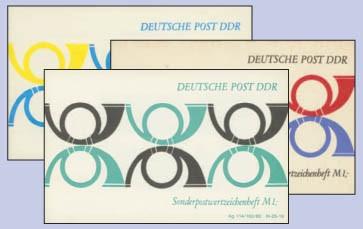 DDR SMHD 10I ** 3 versch. Farbversionen